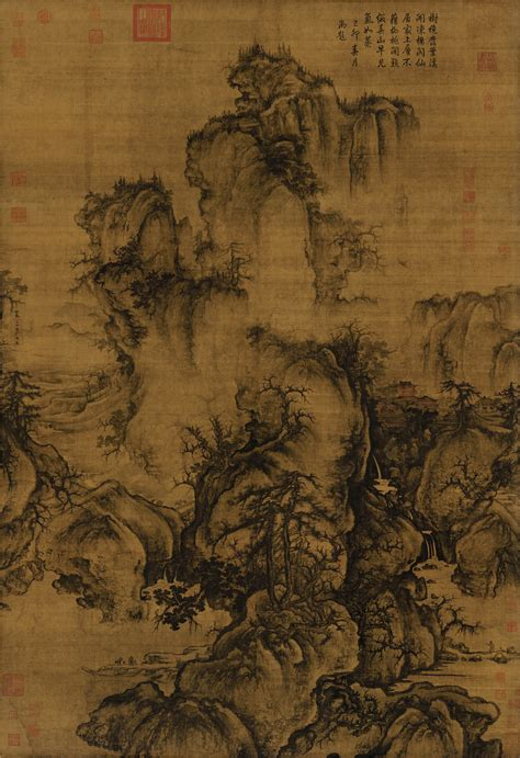 Guo Xi: Early Spring   China Online Museum