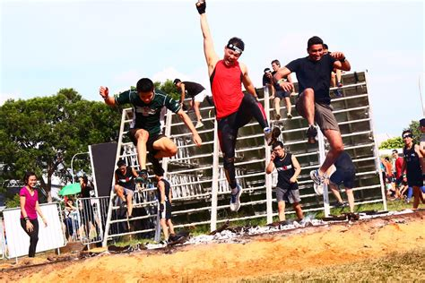 Spartan Sprint 2016: One Obstacle Course Race In Singapore