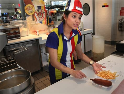 How do Hot Dog on a Stick and McDonald's stack up? - The