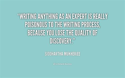 Quotes About Writing Process