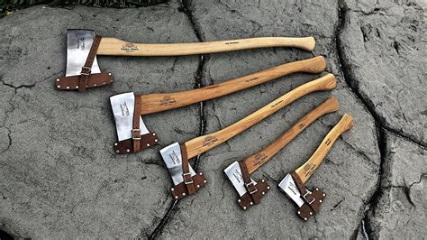 The Best Felling Axe for the Serious Camper   A Sharp Slice